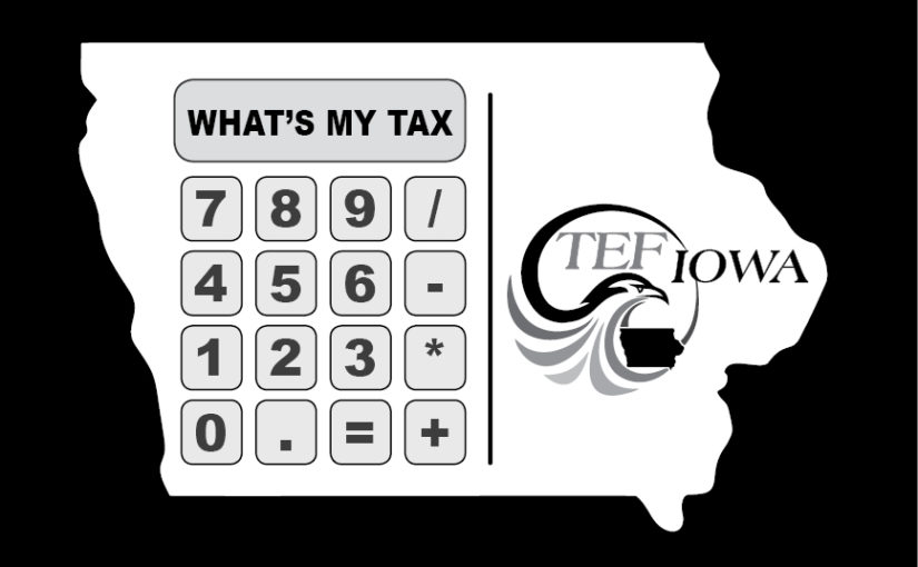 What's My Tax Calculator