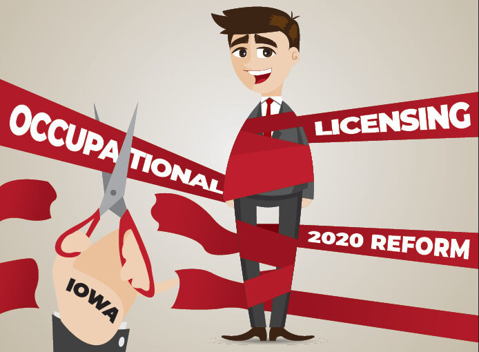 Advancing Freedom with Occupational Licensing Reform