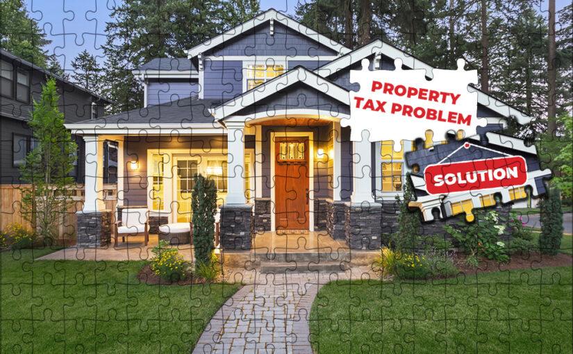 Solving Iowa's Property Tax Problem
