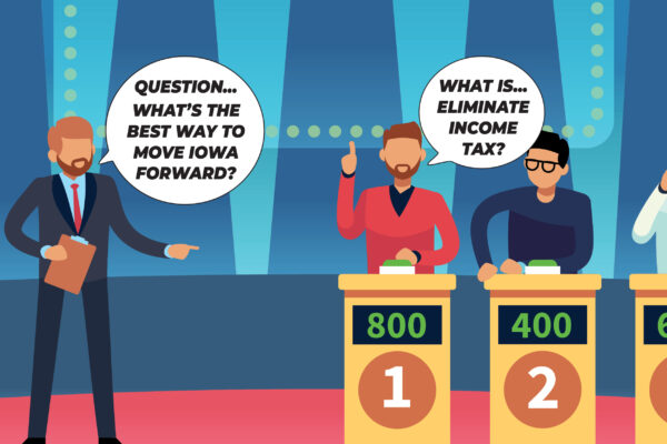 Is Eliminating Iowa's Income Tax the Answer?