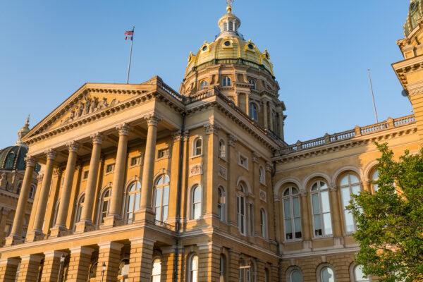 The Iowa Legislature Continues Conservative Spending