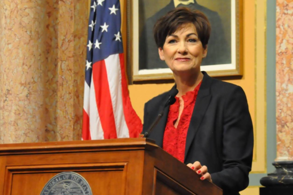Iowa Supports the Governor and Conservative Policies